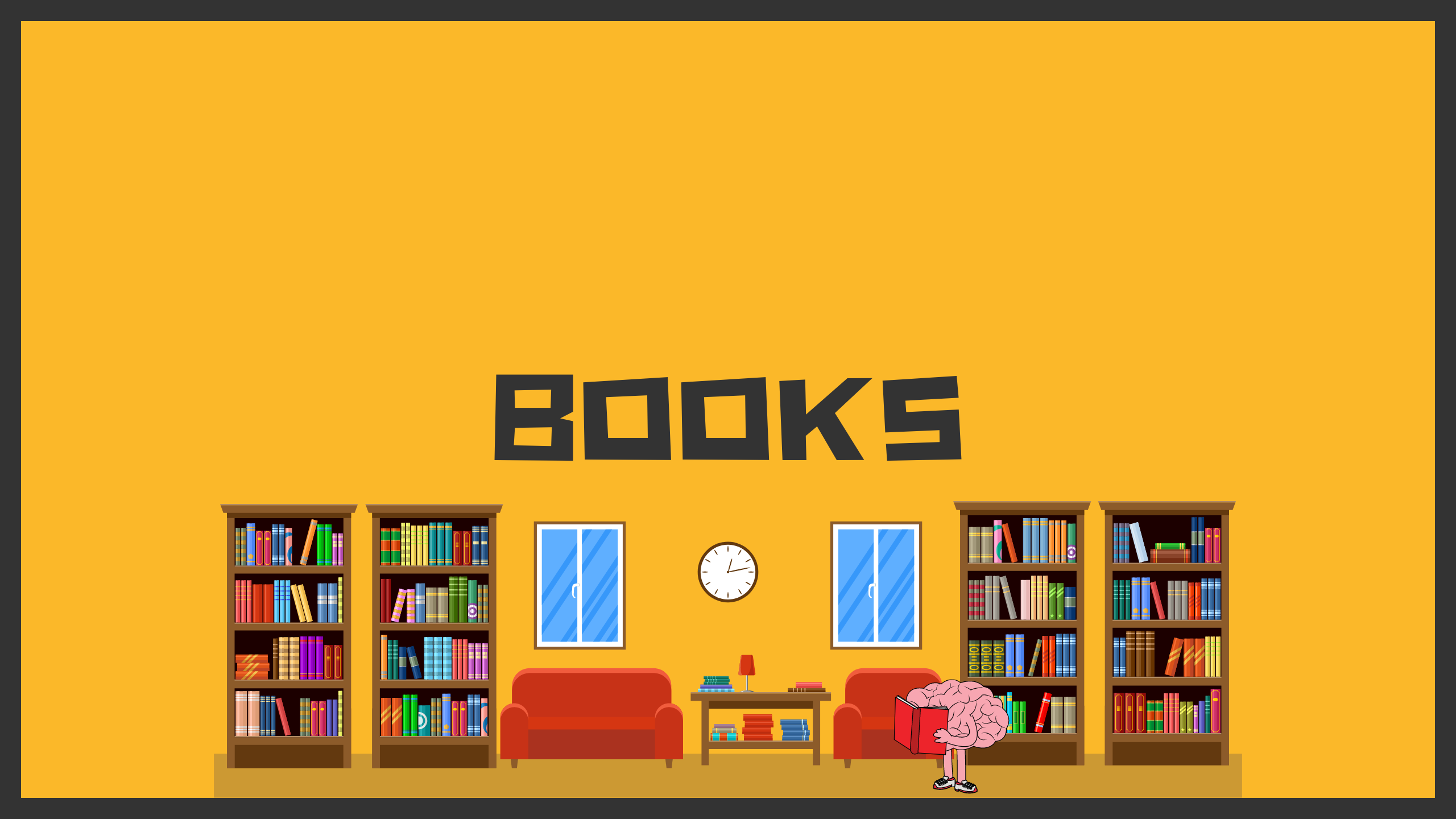 Cover image for books